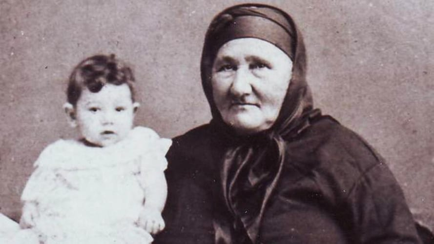 Баба Тонка – Майка на безстрашието