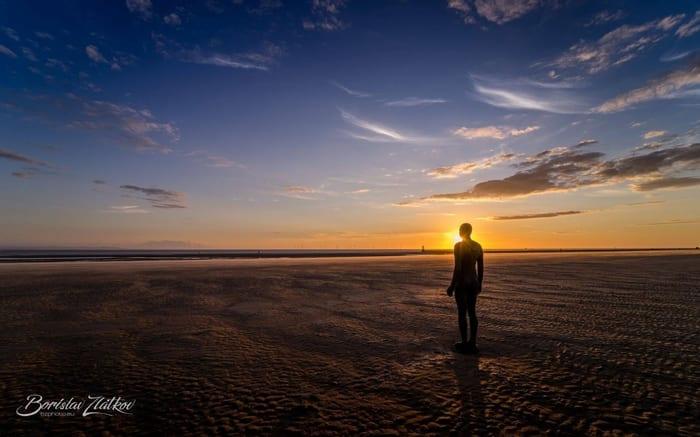 Човекът и морето
